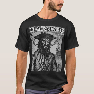 Blackbeard the Pirate Shirt