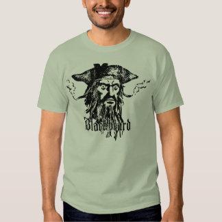 Blackbeard The Pirate T-Shirt
