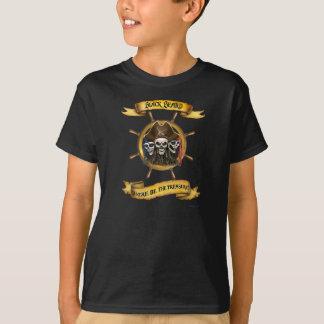 Blackbeard Where be the Treasure? T-Shirt