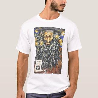 Blackbeard White T-Shirt