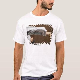 Blackbelt Doing Front Punch T-Shirt
