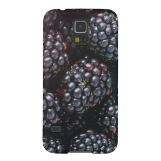 Blackberries Case For Galaxy S5