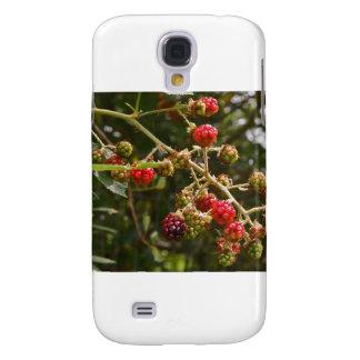 Blackberries Samsung Galaxy S4 Cover