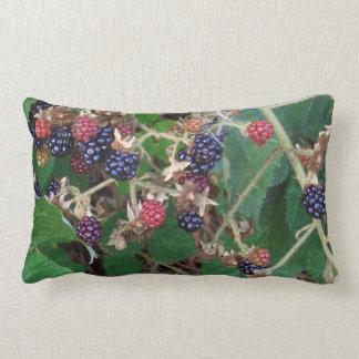 Blackberries Dekokissen Lumbar Cushion