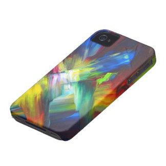 Blackberry Art Cover Case-Mate iPhone 4 Cases