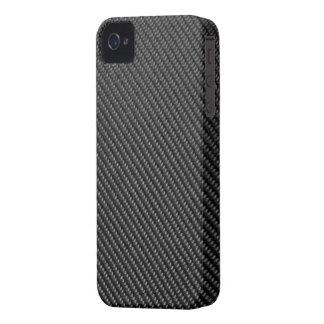 Blackberry Bold Case - Carbon Fiber - Black
