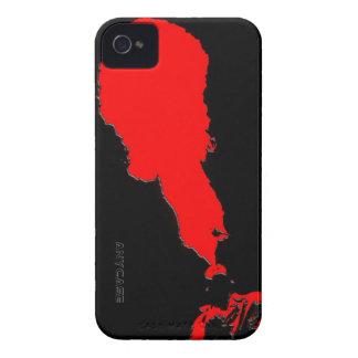BlackBerry Bold Case, Fire Breather iPhone 4 Case-Mate Case