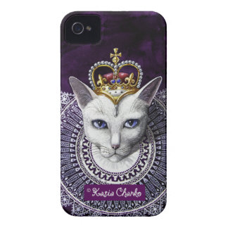 Blackberry Bold Case Kasia Charko Queen Liz Cats