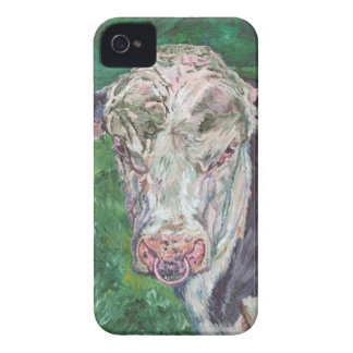 BlackBerry Bold Case-Mate Barely There™ - Cow iPhone 4 Case-Mate Case
