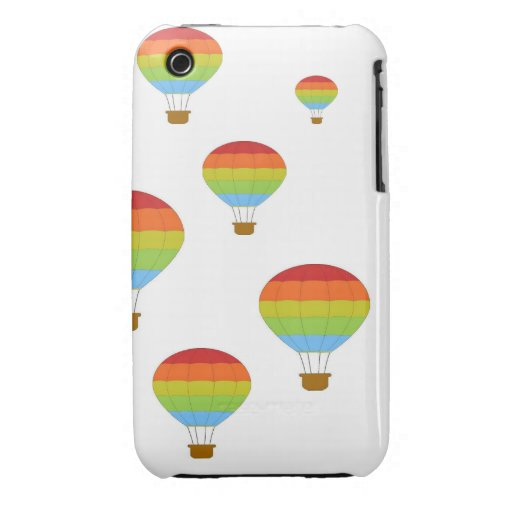 """BlackBerry Bold Cover  """"Hot Air Baloons"""""""