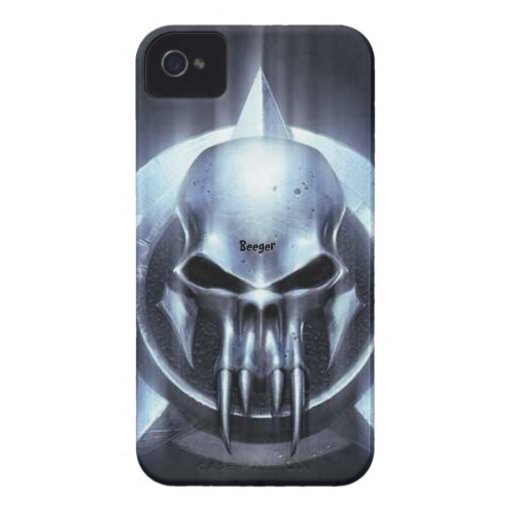 Blackberry bold - Head Crusher Blackberry Cases
