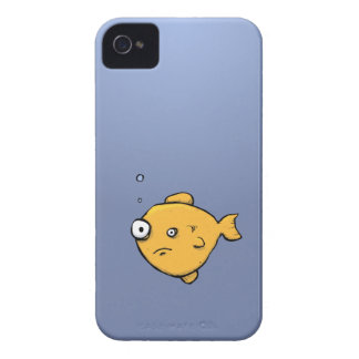 Blackberry Bold Strange Fish Phone Case