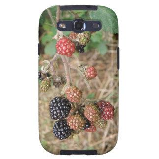 Blackberry Bonanza Samsung Galaxy S Case Samsung Galaxy SIII Cases