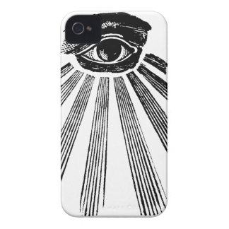 Blackberry Case All Seeing Eye