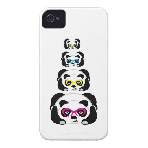 Blackberry Case Cute Panda