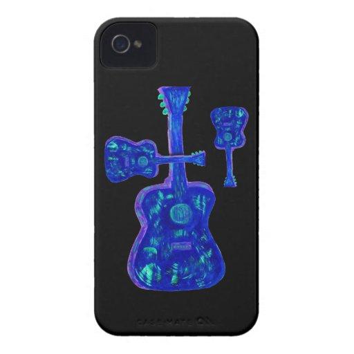 Blackberry Case- Groovy Guitars