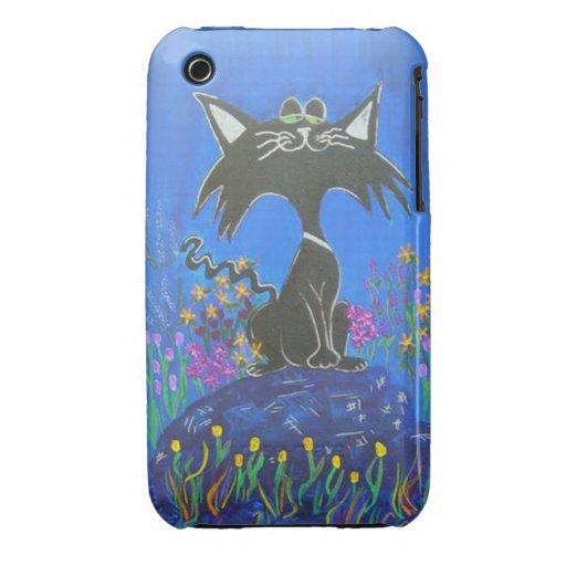 Blackberry Case- Kool Kitty