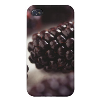 Blackberry Closeup Covers For iPhone 4