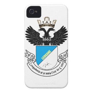 Blackberry Cover iPhone 4 Case-Mate Case