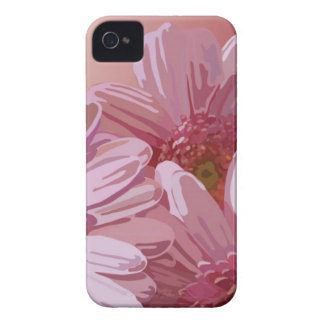 Blackberry Cover of flowers iPhone 4 Case
