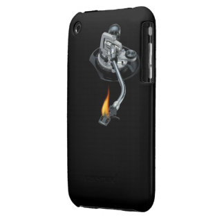 BlackBerry DJ Arm Phone Case Case-Mate iPhone 3 Case