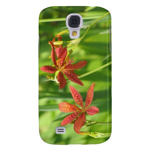 Blackberry Lilies. Galaxy S4 Cases