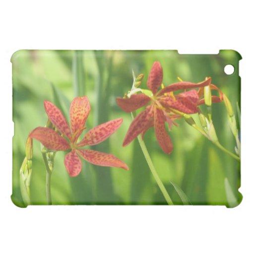 Blackberry Lilies. iPad Mini Cases