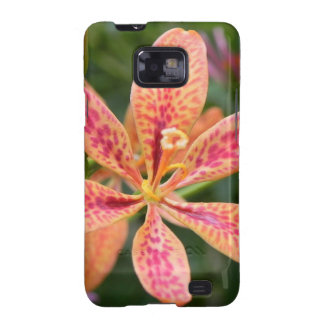 Blackberry Lily Galaxy SII Covers