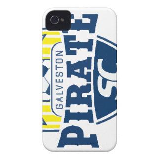 Blackberry Pirate Case Cover iPhone 4 Case-Mate Case