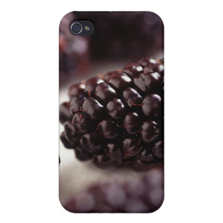 Blackberry texture case for iPhone 4