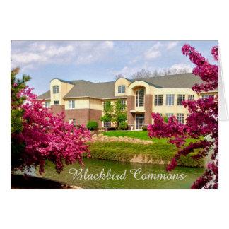 Blackbird Commons Condominiums Note Cards