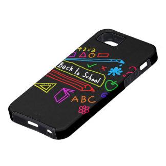Blackboard Back To School iPhone 5 Covers