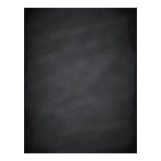 Blackboard Sketch 21.5 Cm X 28 Cm Flyer