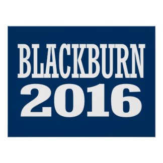 BLACKBURN 2016 POSTER