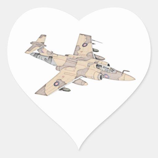 Blackburn Buccaneer aircraft Sticker