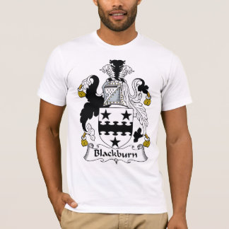 Blackburn Family Crest T-Shirt