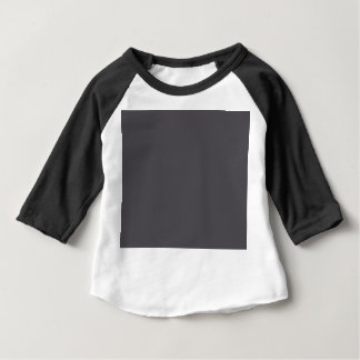 Blackened Pearl Gray Color Baby T-Shirt