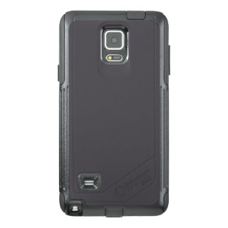 Blackened Pearl Grey Colour OtterBox Samsung Note 4 Case