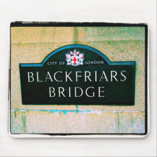Blackfriars Bridge - City of London - Mousepad
