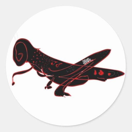 blackGrassh - Global Warming Stickers
