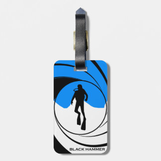 BlackHammer - Luggage Tag 2