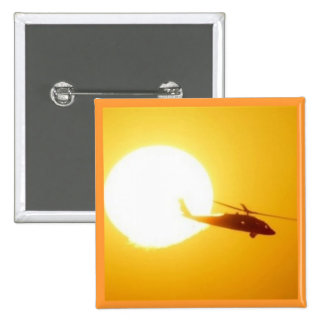 BLACKHAWK SUNSET 15 CM SQUARE BADGE