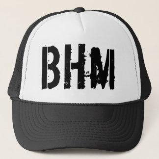 BlackHoodie Trucker Hat