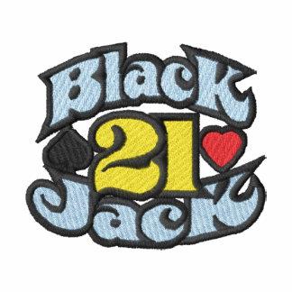 Blackjack Embroidered Jacket