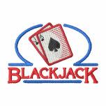 Blackjack Embroidered Hooded Sweatshirt