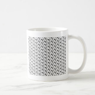 Blackjack Spades Black Coffee Mug