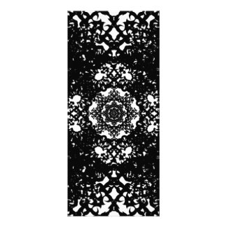 Blacklace Rack Card