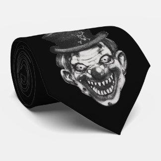 BlackLines Horror Happy Teeth Tie