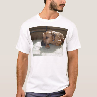 blackmouth cur laying T-Shirt