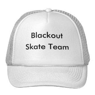 Blackout, Skate Team Hat